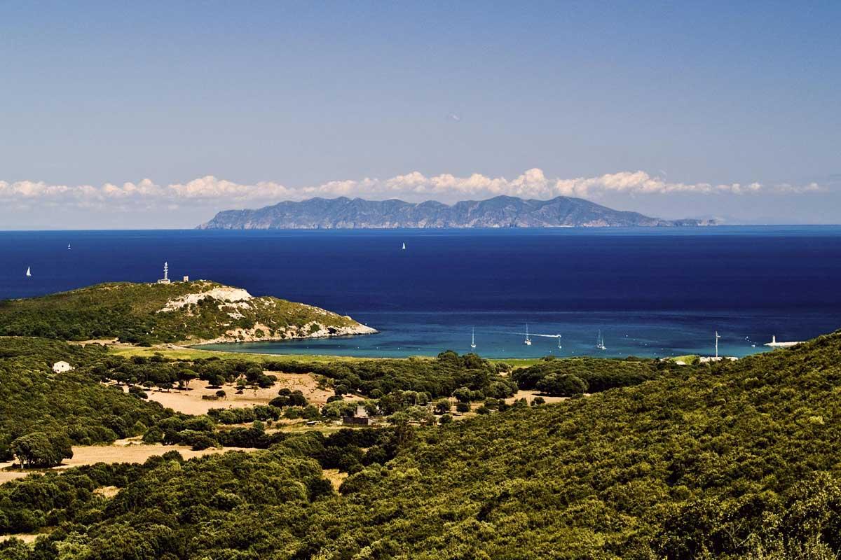 Crociere in barca a vela in Corsica